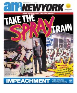 AM New York - September 25, 2019