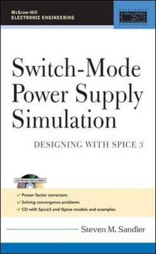 Switchmode power supply simulation with PSpice and SPICE 3