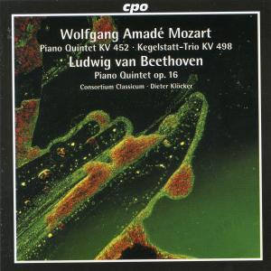 Dieter Klöcker - Mozart & Beethoven: Chamber Works (2005)