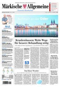 Märkische Allgemeine Zossener Rundschau - 20. März 2018