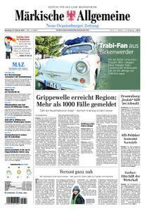 Neue Oranienburger Zeitung - 13. Februar 2018