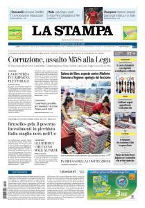 La Stampa Imperia e Sanremo - 8 Maggio 2019