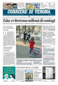 Corriere di Verona – 12 marzo 2020