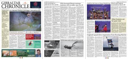 Gibraltar Chronicle – 26 June 2018