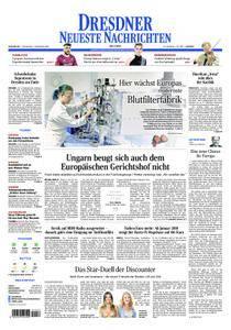Dresdner Neueste Nachrichten - 07. September 2017