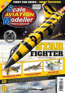 Scale Aviation Modeller International - October 2019