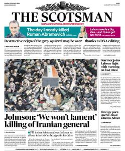 The Scotsman - 6 January 2020