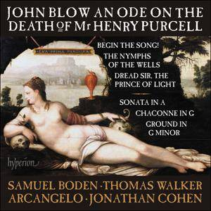 Arcangelo, Jonathan Cohen - Blow: An Ode on the Death of Mr Henry Purcell (2017) [Official Digital Download 24/96]