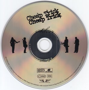 Cheap Trick - Silver (2001) {2004, CD + DVD} Re-Up