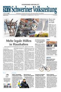 Schweriner Volkszeitung Hagenower Kreisblatt - 13. Februar 2019