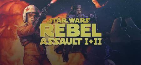 Star Wars™ Rebel Assault 1 + 2 (1993)