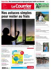 Le Courrier de l'Ouest Nord Anjou – 07 août 2020