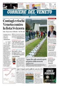 Corriere del Veneto Venezia e Mestre – 10 ottobre 2020