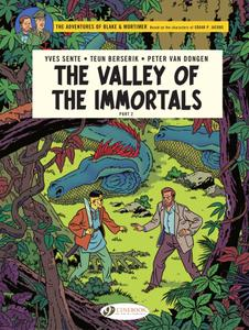 Blake & Mortimer 026 - The Valley of the Immortals, Part 2 (2019) (webrip) (MagicMan-DCP