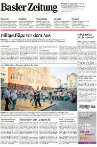 Basler Zeitung - 17 August 2019