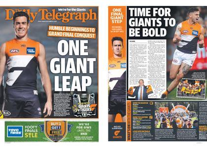 The Daily Telegraph (Sydney) – September 27, 2019