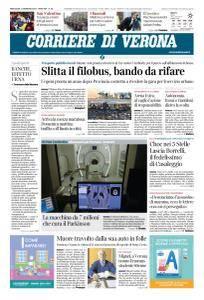 Corriere di Verona - 14 Febbraio 2018