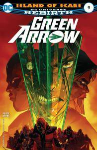 Green Arrow 009 2016 2 covers Digital Zone-Empire