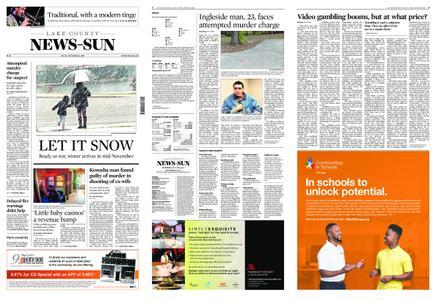 Lake County News-Sun – November 16, 2018