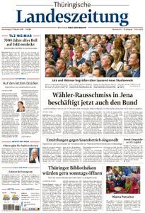 Thüringische Landeszeitung – 17. Oktober 2019