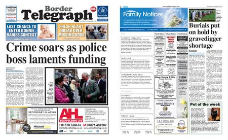 Border Telegraph – November 06, 2019