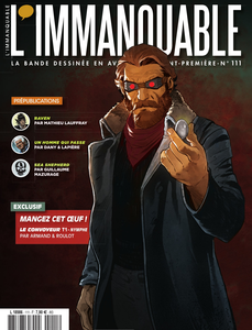 L'immanquable - Tome 111