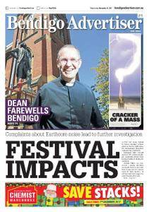 Bendigo Advertiser - November 29, 2017