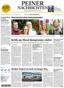 Peiner Nachrichten - 04. Oktober 2018