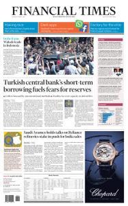 Financial Times USA - April 18, 2019