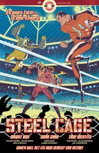 Steel Cage 001 2019 Digital Mephisto