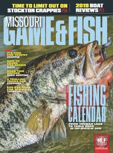 Missouri Game & Fish - February 2019
