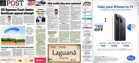 The Guam Daily Post – November 07, 2019