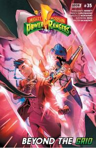 Mighty Morphin Power Rangers 035 2019