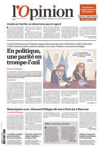 L'Opinion du Vendredi 8 Mars 2019