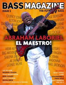 Bass Magazine - Issue 3 2019