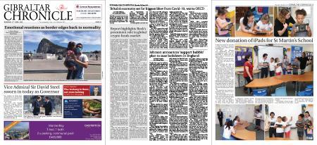 Gibraltar Chronicle – 11 June 2020