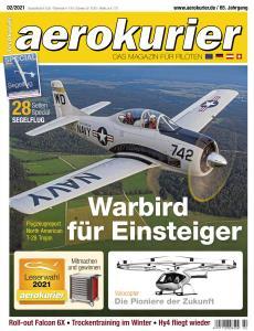 Aerokurier Germany - Februar 2021
