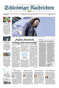 Schleswiger Nachrichten - 03. Juni 2019