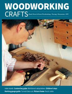 Woodworking Crafts - May-June 21