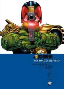 Judge Dredd The Complete Case Files 34 2019 Digital Minutemen