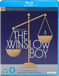 The Winslow Boy (1948) + Extras [Restored]