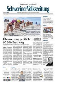 Schweriner Volkszeitung Hagenower Kreisblatt - 20. Juli 2018