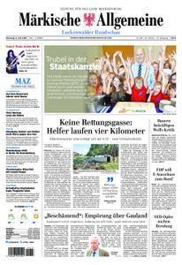 Märkische Allgemeine Luckenwalder Rundschau - 05. Juni 2018