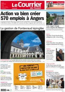 Le Courrier de l'Ouest Angers - 05 juin 2018