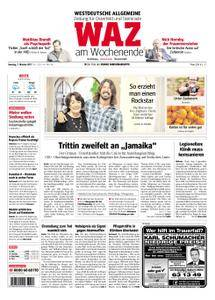 WAZ Westdeutsche Allgemeine Zeitung Oberhausen-Sterkrade - 07. Oktober 2017