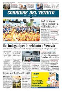 Corriere del Veneto Padova e Rovigo – 04 giugno 2019