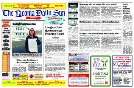 The Laconia Daily Sun – March 10, 2018