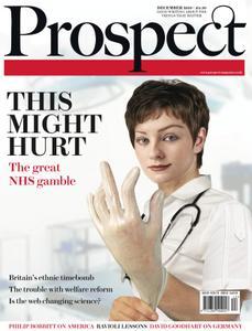 Prospect Magazine - December 2010