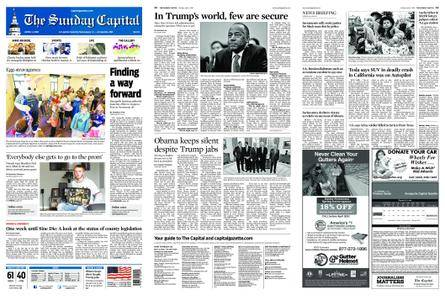 The Capital – April 01, 2018
