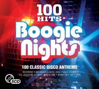 VA - 100 Hits: Boogie Nights (2017)